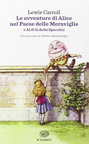 Le avventure di Alice nel paese delle: Lewis Carroll