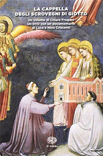 9788806235840: La Cappella degli Scrovegni di Giotto. Ediz. italiana e inglese. Con DVD video