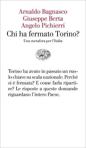 9788806246150: Chi ha fermato Torino? Una metafora per l'Italia