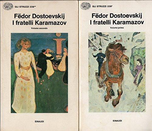 9788806516314: I fratelli Karamazov