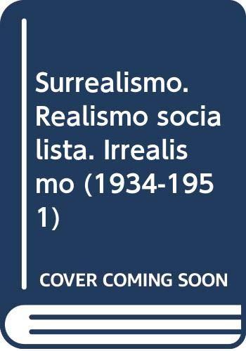 Surrealismo Realismo socialista Irrealismo: Karel Teige