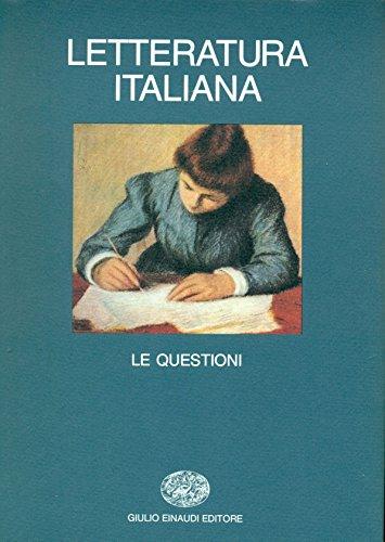 Letteratura italiana: Unnamed