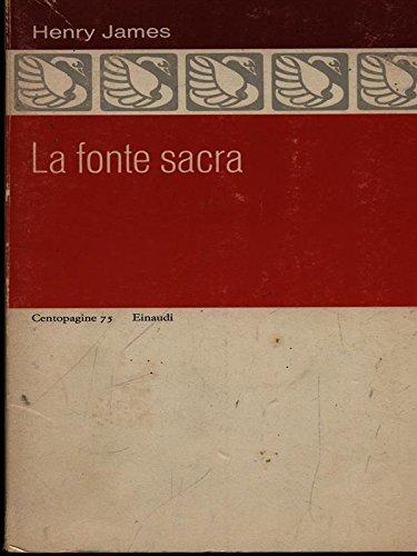 9788806572730: La fonte sacra (Centopagine)