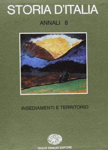 9788806585297: Storia d'Italia. Annali: 8