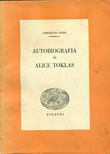 9788806593018: Autobiografia di Alice Toklas