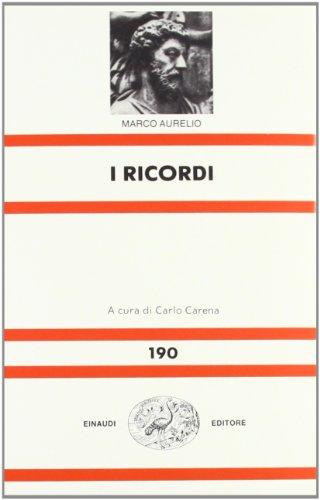 9788806597665: I ricordi (Nuova Universale Einaudi)