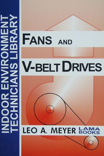 9788806902674: Fans and V-Belt Drives (Indoor Environment Technicians Library)