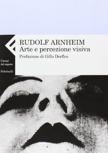 9788807100239: Arte E Percezione Visiva (Italian Edition)