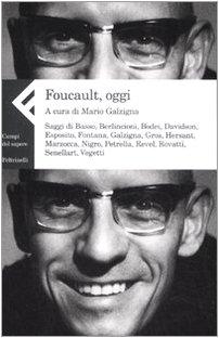 9788807104374: Foucault, oggi
