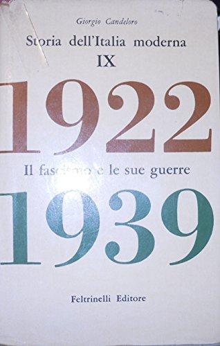 9788807300097: Storia dell'Italia moderna