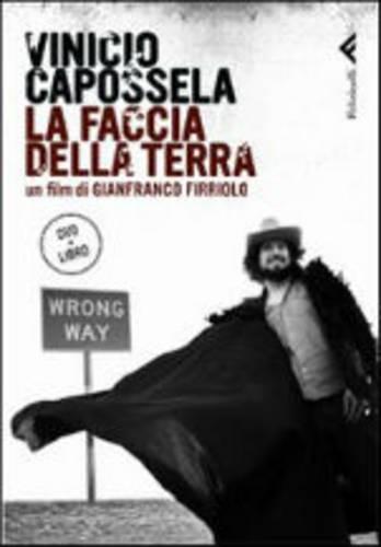 9788807490934: Vinicio Capossela. La faccia della terra. DVD. Con libro (Varia)
