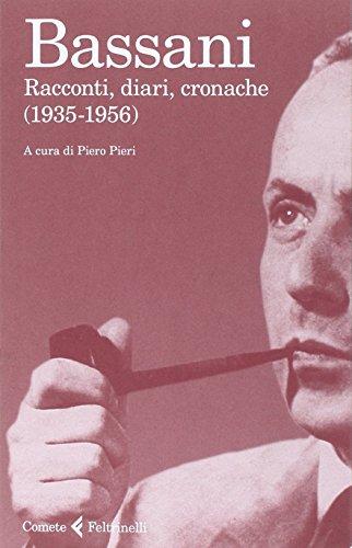 9788807530333: Racconti, diari, cronache (1935-1956)