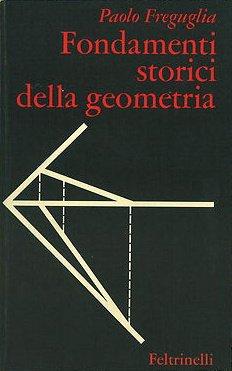 9788807620171: Fondamenti storici della geometria (Collana di matematica)