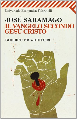 9788807721694: Il Vangelo Secondo Gesu Cristo (Italian Edition)