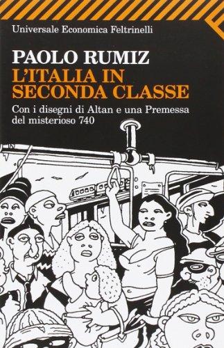 9788807722233: L'italia in Seconda Classe (Italian Edition)
