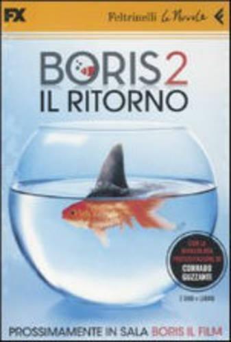 9788807730429: Boris 2 Il Ritorno Libro + DVD (Italian Edition)