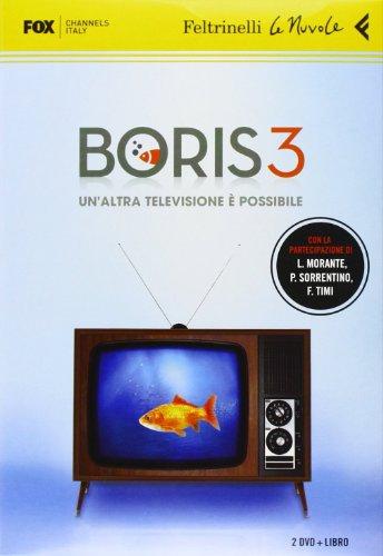 9788807730498: Boris 3. 2 DVD. Con libro (Le Nuvole)