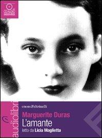 9788807735035: L'amante letto da Licia Maglietta. Audiolibro. CD Audio formato MP3