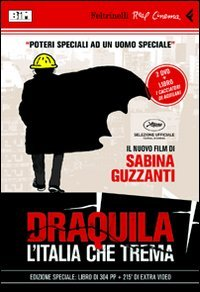 9788807740633: Draquila. L'Italia che trema. 2 DVD. Con libro