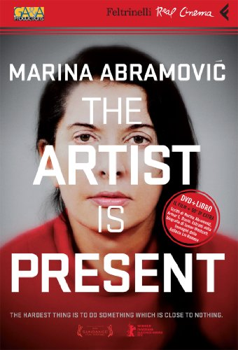 9788807740800: Marina Abramovich. The artist is present. DVD. Con libro
