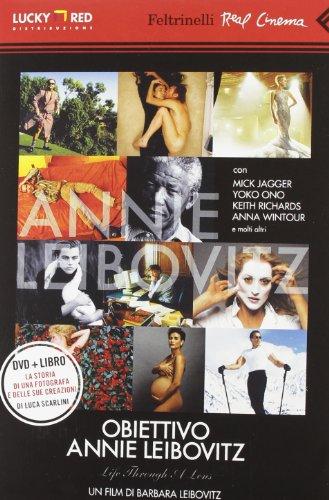 9788807740831: Obiettivo Annie Leibovitz. DVD. Con libro