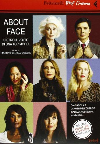 9788807740909: About face. Dietro il volto di una top model. DVD. Con libro