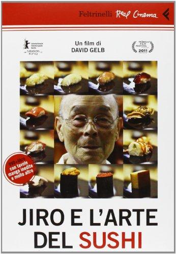 9788807741074: Jiro e l'arte del sushi. DVD. Con libro (Real cinema)