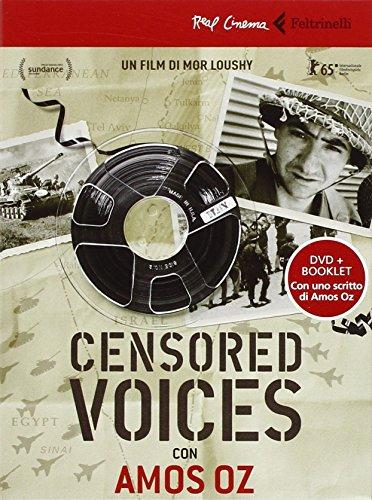 9788807741340: Censored voices. Con Amos Oz. DVD. Con libro (Real cinema)