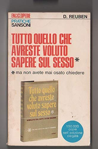 Tutto Quello che Avreste Voluto Sapere sul Sesso (Original Title: Everything You Always Wanted to ...