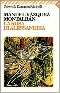 9788807814365: La rosa di Alessandria (Universale economica)
