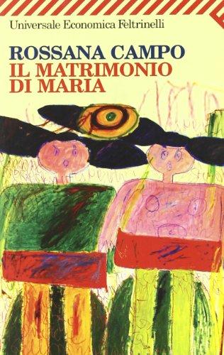 9788807815133: Il matrimonio di Maria (Universale economica)