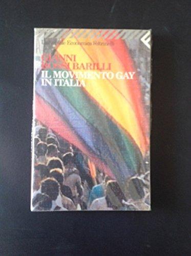 9788807815591: Il movimento gay in Italia (Universale economica Feltrinelli) (Italian Edition)