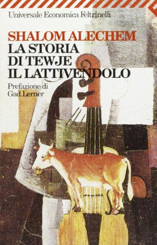 La storia di Tewje il lattivendolo (8807815990) by Shalom Aleichem