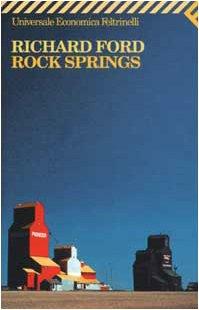 9788807816833: Rock Springs (Universale economica)