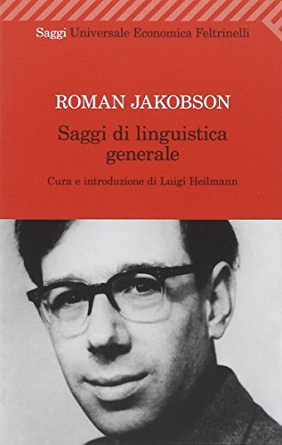 9788807816932: Saggi di linguistica generale