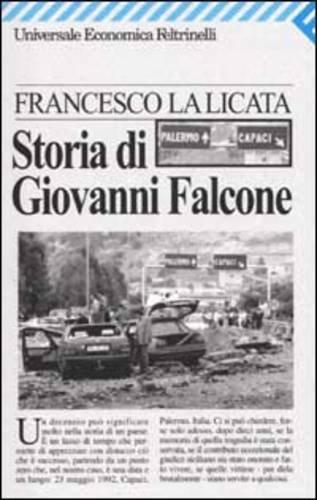 9788807817038: Storia di Giovanni Falcone (Universale economica)