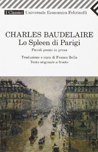 9788807820328: Lo spleen di Parigi. Testo francese a fronte