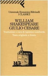 9788807821561: Giulio Cesare. Testo inglese a fronte