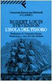L'isola del tesoro: Robert Louis Stevenson