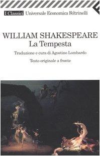 La tempesta. Testo inglese a fronte (9788807821745) by William Shakespeare