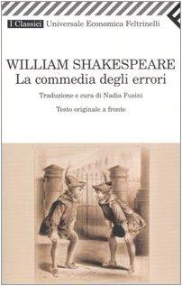 9788807821950: La Commedia Degli Errori (Italian Edition)