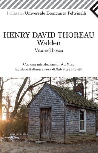 9788807822568: Walden. Vita nel bosco (Universale economica. I classici)