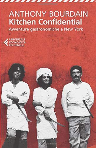 9788807880292: Kitchen Confidential (Italian Edition)