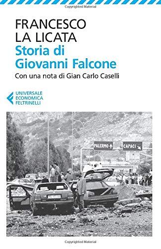 9788807880773: Storia di Giovanni Falcone (Universale economica)