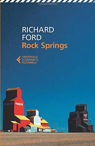 9788807880995: Rock Springs (Universale economica)