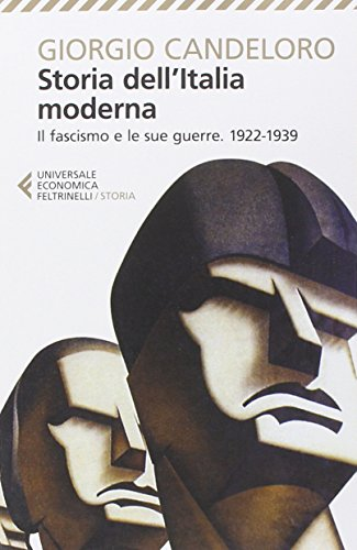 9788807884511: Storia dell'Italia moderna vol. 9 - Il fascismo e le sue guerre 1922-1939