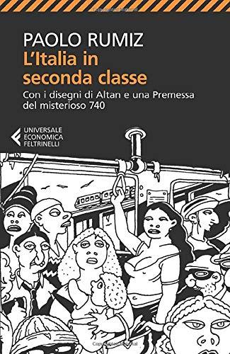 9788807885013: L'Italia in seconda classe