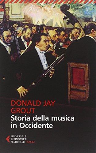 9788807885280: Storia della musica in Occidente