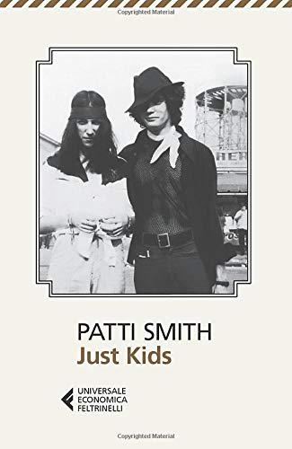 9788807885778: PATTI SMITH - JUST KIDS - PATT