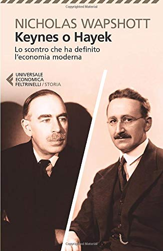 9788807885792: Keynes o Hayek